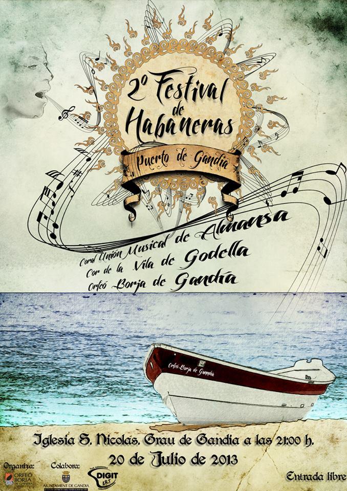 II Festival d'Havaneres Port de Gandia