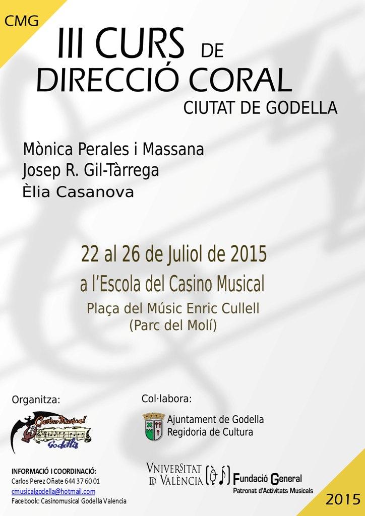 godellacursodireccioncoral2015