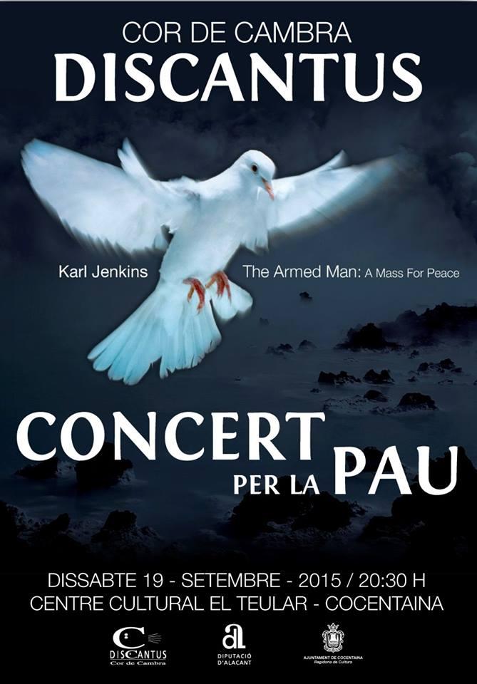 concert per la pau