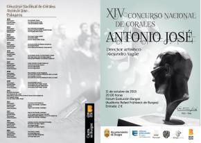 XIV Concurs Nacional de Cors AntonioJosé