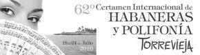 Corals participants en la 62a edició del Certamen Internacional d'Havaneres i Polifonia deTorrevieja