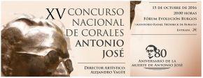 """Oñatiko Gambara Abesbatza de Oñati guanyadora del XV Concurs Nacional de Cors """"AntonioJosé"""""""