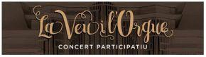 La 1ª edició del concert participatiu La Veu i l'Orgue tindra lloc el diumenge 11 de juny aPedreguer