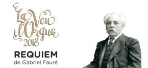 El Requiem de Fauré és l'obra central del segon projecte participatiu de La Veu il'Orgue