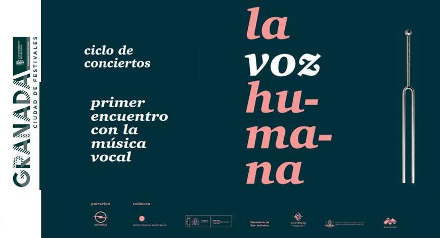"""Cicle de concerts """"La veu humana"""""""