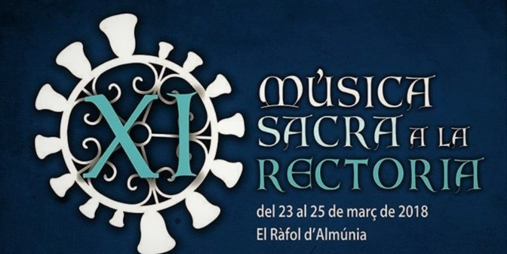 XIª edició de la Música Sacra a la Rectoria